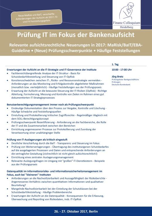 Pruefung IT im Fokus der Bankenaufsicht