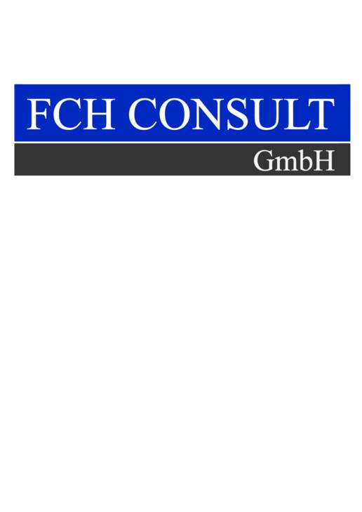 FCH Consult Logo
