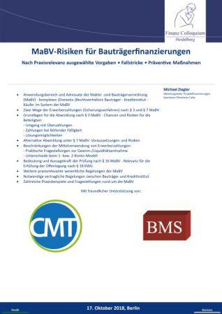 MaBVRisiken fuer Bautraegerfinanzierungen