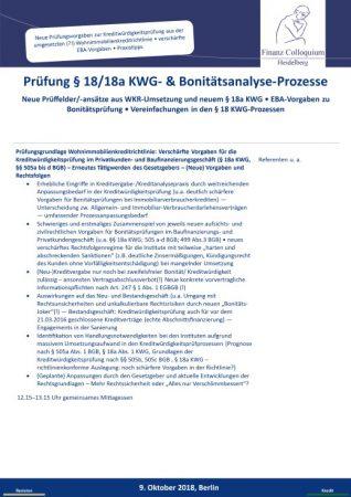 Pruefung 1818a KWG BonitaetsanalyseProzesse