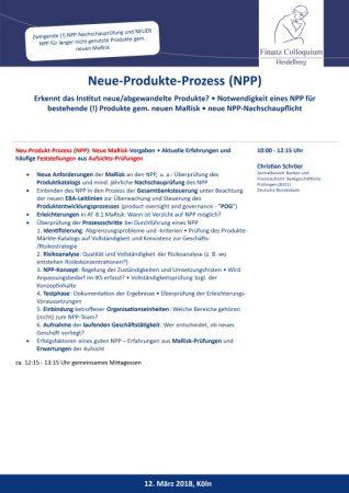 NeueProdukteProzess NPP