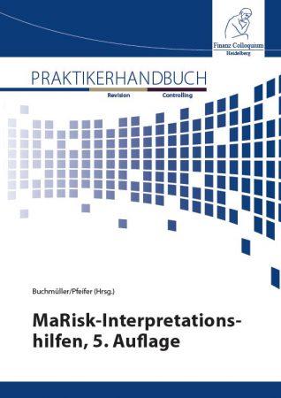 MaRiskInterpretationshilfen 5 Auflage