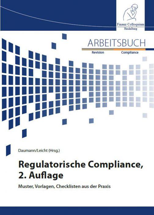 Arbeitsbuch Regulatorische Compliance 2 Auflage