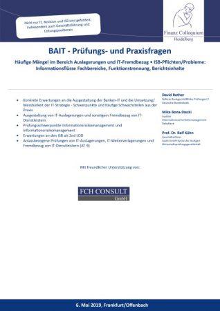 BAIT Pruefungs und Praxisfragen