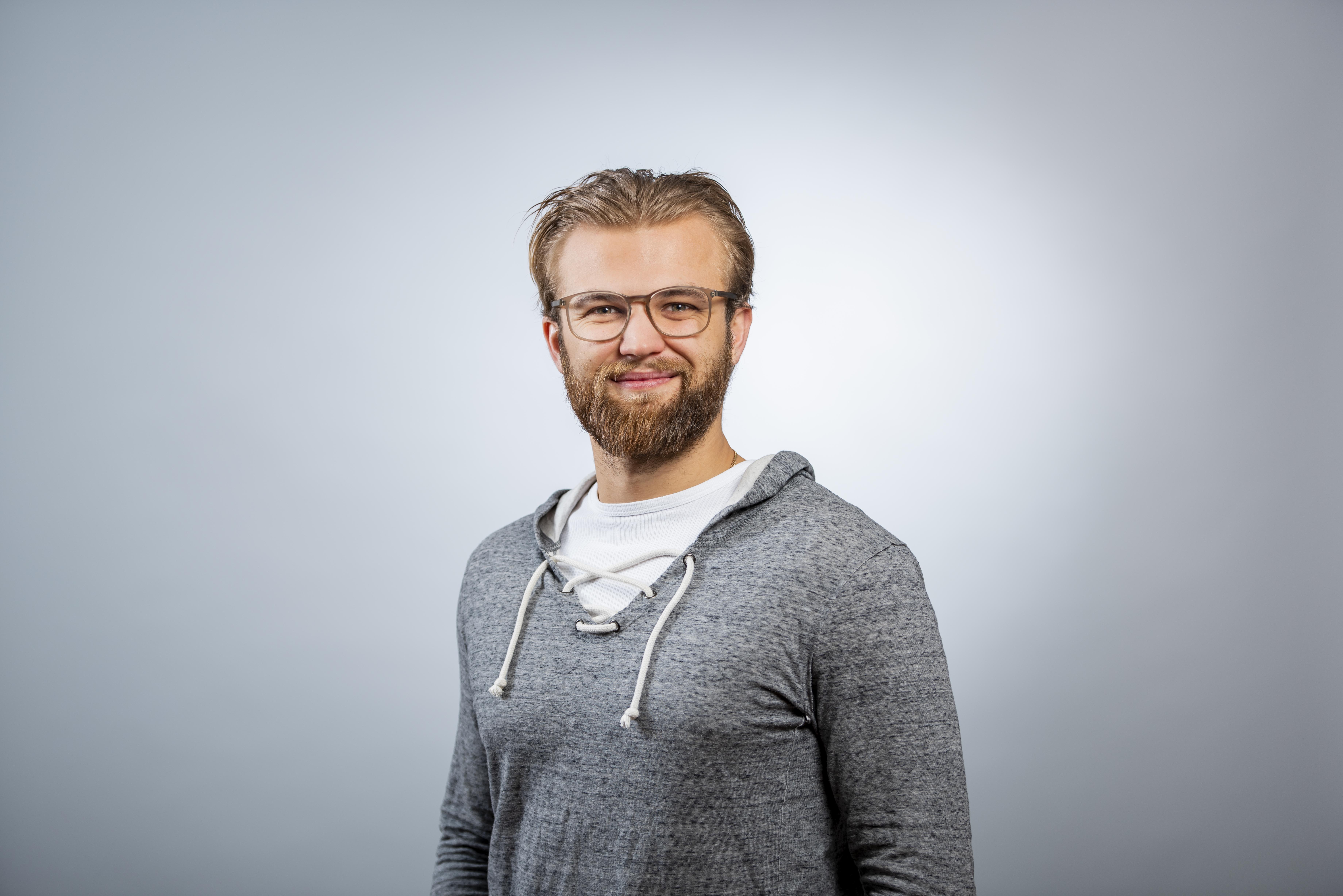 Sascha Sychov, Bereichsleiter Digitalisierung, Finanz Colloquium Heidelberg GmbH