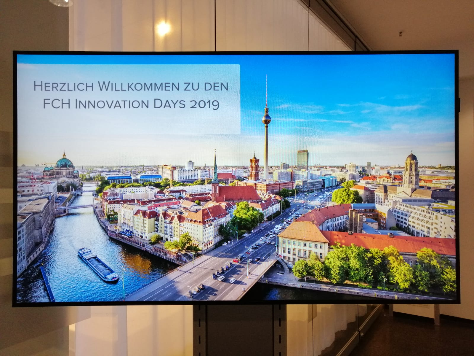 Begrüßung_FCH_Innovation_Days